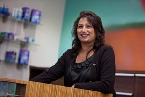 Mrs Kalpana Pattani